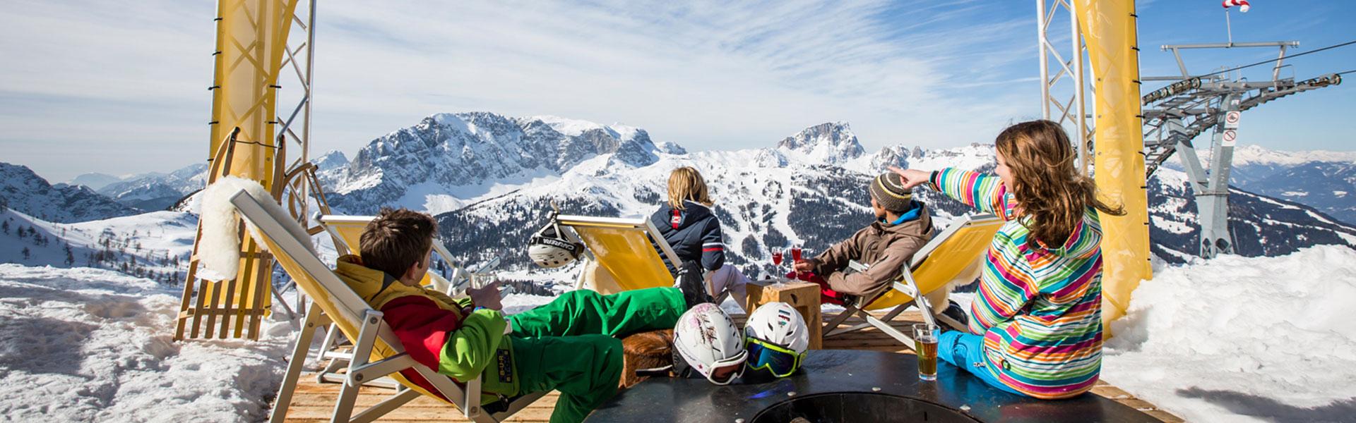 Nassfeld skijanje