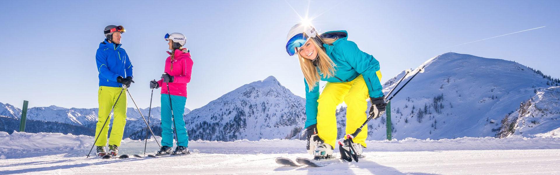 Schladming skijanje