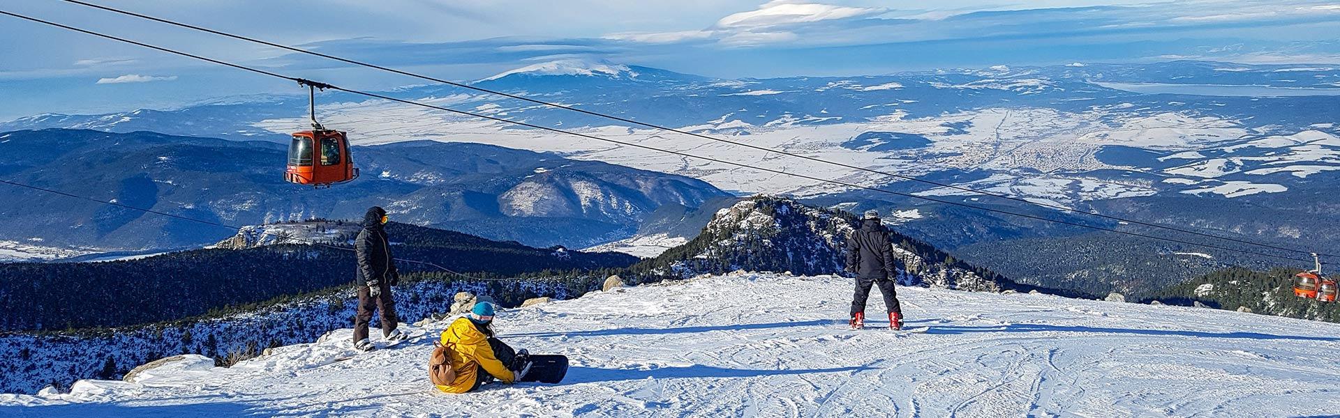 Borovec | Bugarska skijanje