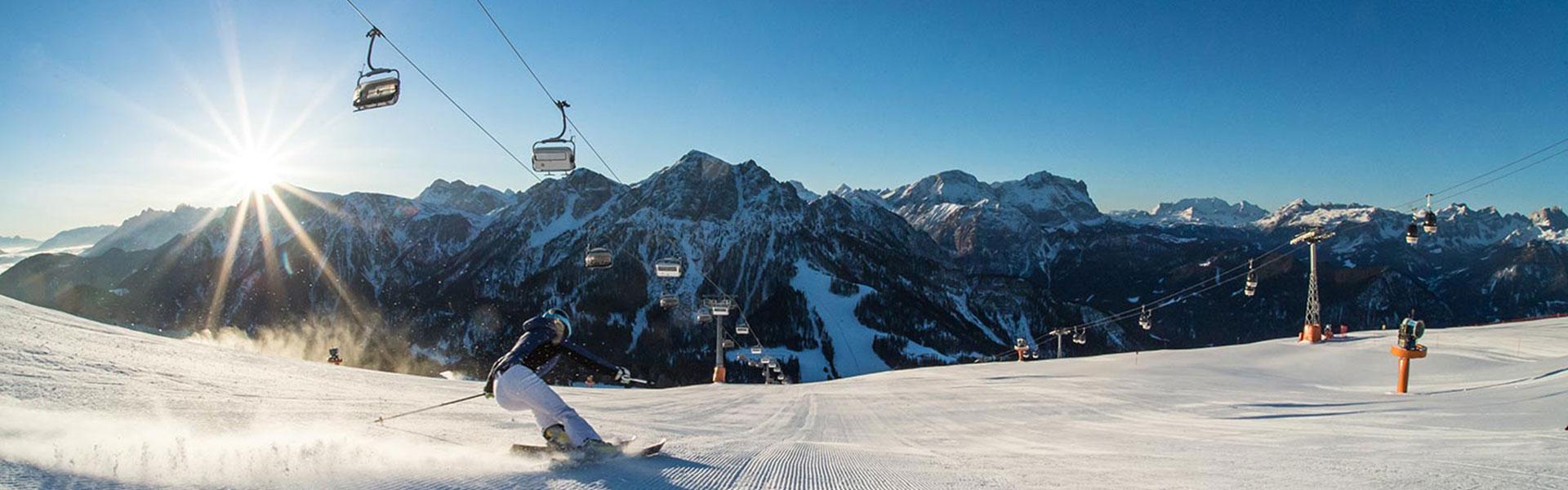 Kronplatz skijanje