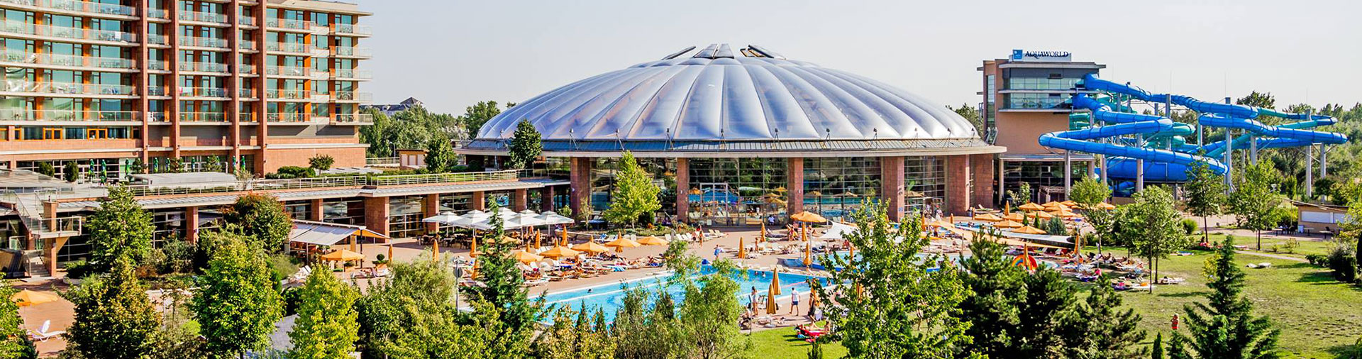 Aquaworld Budimpešta